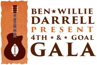 Ben Willie Darrell present 4th & Goal Gala
