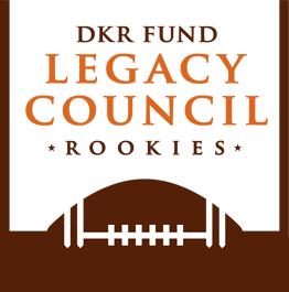 Legacy Council Rookies Logo